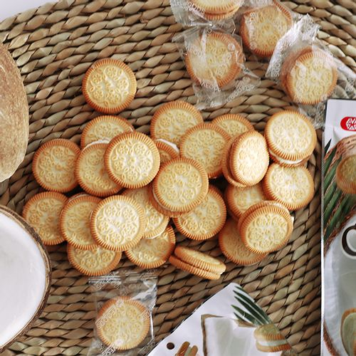 코코넛 크림 비스킷 10봉 세트