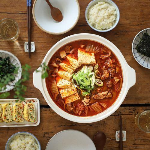 돼지고기 김치찌개